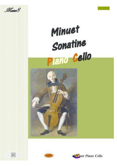 Download Digital Sheet Music of piano for Cello, Piano