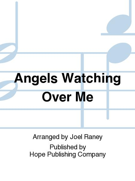 Sheet Music Angels Watching Over Me