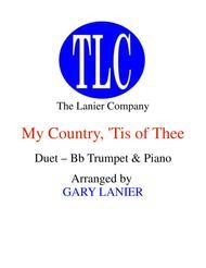MY COUNTRY, b sheet music