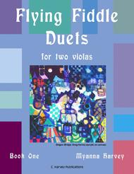 Flying Fiddle Duets for Two Violas sheet music