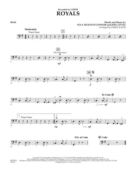 Lorde, Joel Little, and Ella Yelich-O\'Connor sheet music to download ...