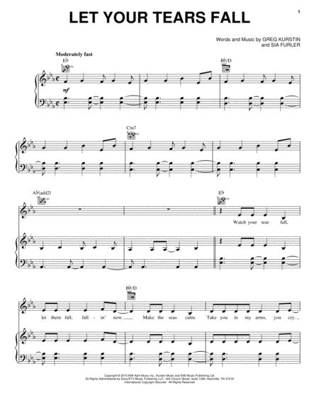 Download Digital Sheet Music Of Kelly Clarkson For Piano Vocal And