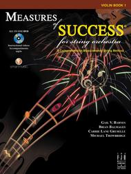 Measures of Success fro String Orchestra