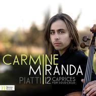 Carmine Miranda  Sheet Music 12 Caprices Solo Cello Song Lyrics Guitar Tabs Piano Music Notes Songbook