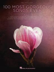 Various  Sheet Music 100 Most Gorgeous Songs Ever Song Lyrics Guitar Tabs Piano Music Notes Songbook