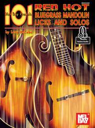 Sheet Music 101 Red Hot Bluegrass Mandolin Licks & Solos Song Lyrics Guitar Tabs Piano Music Notes Songbook