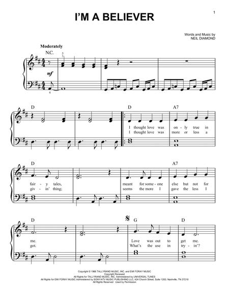 Smash Mouth All Star Piano Sheet Music Juveique27