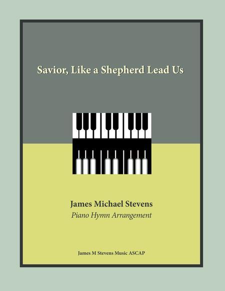 savior like a shepherd lead us chords pdf
