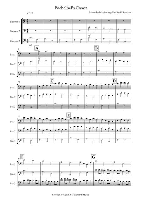 musical journey of johann pachelbel Pachelbel's canon is the most famous piece of music by german baroque composer johann pachelbel it was originally scored for three violins and basso continuo and paired with a gigue in the same key.