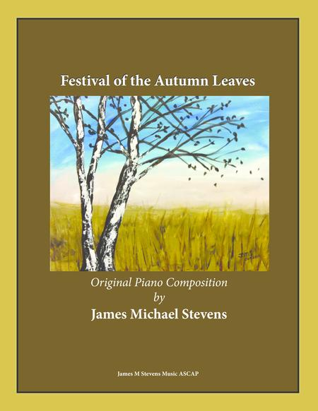 autumn leaves partition piano pdf