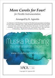 More Carols for Four! - Flexible Instrumentation - Complete Set sheet music