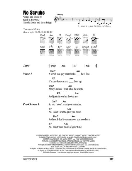 TLC sheet music to download and print - World center of digital ...