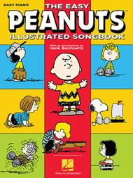The Easy Peanuts Illustrated Songbook sheet music