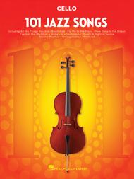 Various  Sheet Music 101 Jazz Songs for Cello Song Lyrics Guitar Tabs Piano Music Notes Songbook