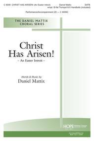 Christ Has Arisen! (An Easter Introit) sheet music