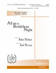 All On A Bethlehem Night sheet music