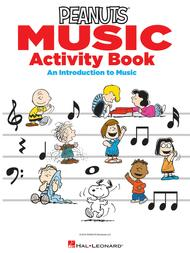 The Peanuts Music Activity Book sheet music