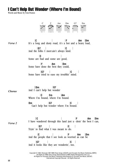 Download Digital Sheet Music of page d/ for Lyrics and Chords