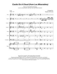 Castle On A Cloud (for String Orchestra) sheet music