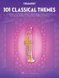 Various  Sheet Music 101 Classical Themes for Trumpet Song Lyrics Guitar Tabs Piano Music Notes Songbook