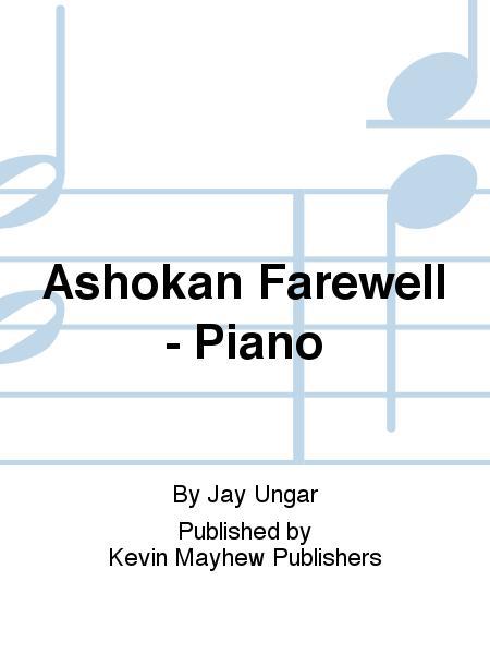 Buy Jay Ungar: Ashokan Farewell - Sheet Music / Scores