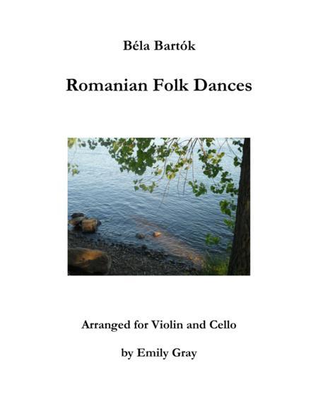 bartok romanian folk dances violin and piano pdf