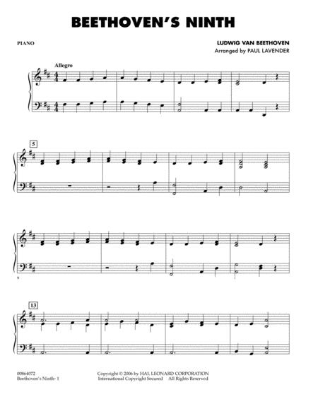 Paul Lavender sheet music to download and print - World center of