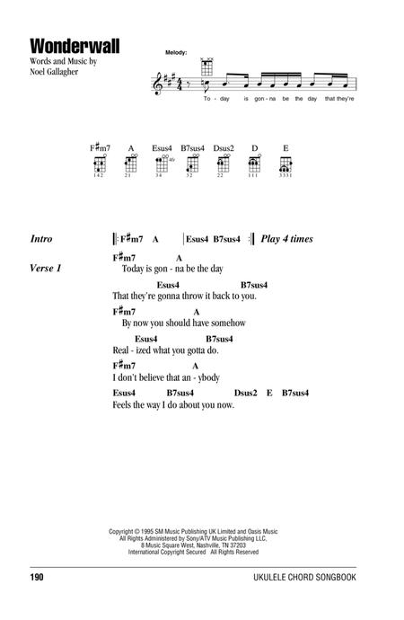 Buy Oasis Sheet music, Tablature books, scores