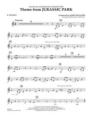 Theme from Jurassic Park - Bb Trumpet sheet music