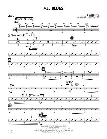 Buy B Flat, E Flat and C Instruments Miles Davis Sheet music books