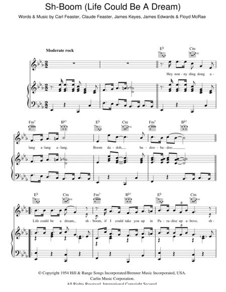 Download Digital Sheet Music of cutting for Piano, Vocal and Guitar