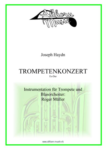 Trumpet Concerto sheet music to download and print - World center of