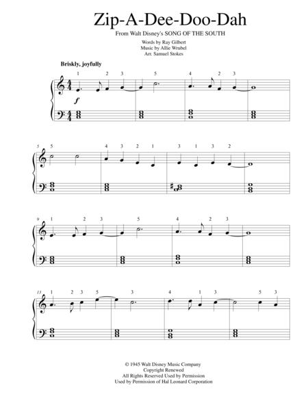 Ray Gilbert sheet music to download and print - World center of