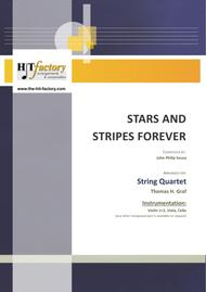 Stars and Stripes forever - Sousa - String Quartet sheet music