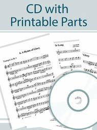 Go Sing It on the Mountain - CD with Printable Parts sheet music