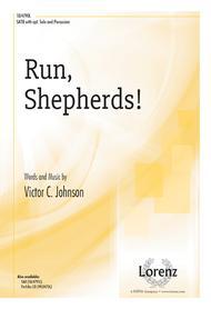 Run, Shepherds! sheet music
