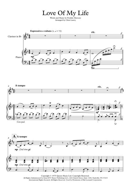 queen free sheet music pdf