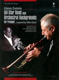 All Star Band Plus Orchestral Backgrounds for Trumpet (Inspired by Miles Davis)
