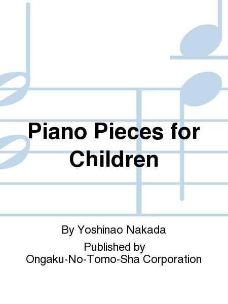 piano pieces for children free pdf