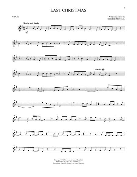 George Michael sheet music to download and print - World center of ...