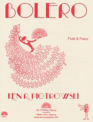 Bolero sheet music