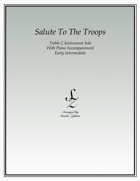 salute to america sheet music to download and print - World