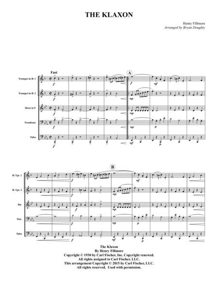 Fillmore sheet music to download and print - World center of