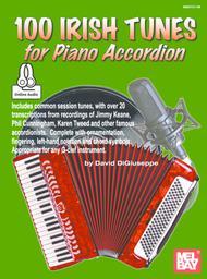 David Digiuseppe  Sheet Music 100 Irish Tunes for Piano Accordion Song Lyrics Guitar Tabs Piano Music Notes Songbook