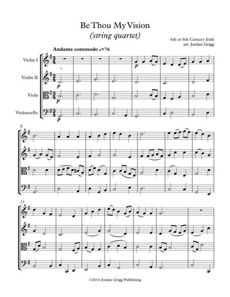 Download Digital Sheet Music of they can// for String Quartet: 2
