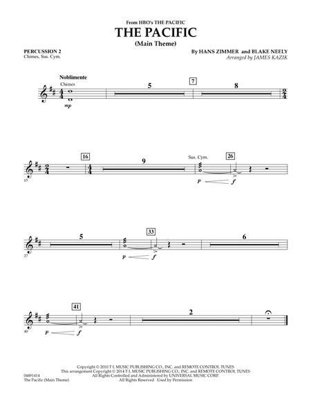 hans zimmer sheet music pdf