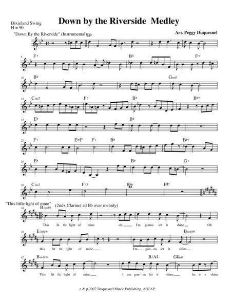 Senoussi djamel sheet music to download and print - World