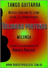 Reliquias Porte ±as - milonga guitar