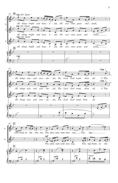 Beautiful things sheet music free