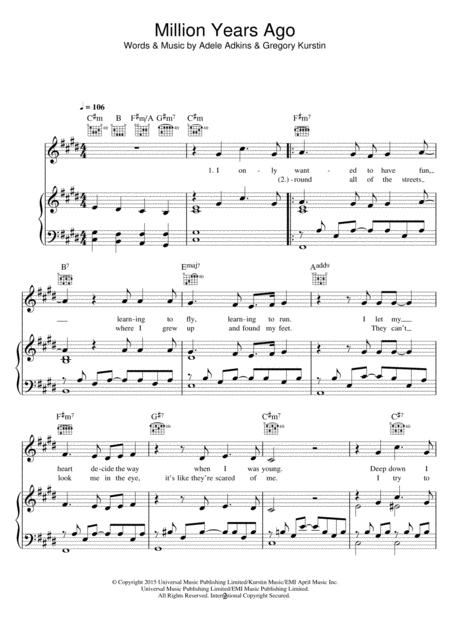 Melina Leon Sheet Music To Download And Print World Center Of